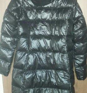 Новое пальто пуховое
