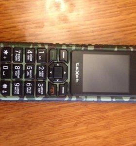 Сотовый телефон Texet TM-D302