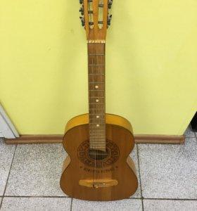 Гитара семиструнка