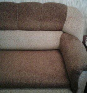 Продам диван, в хорошем состоянии. Недорого.