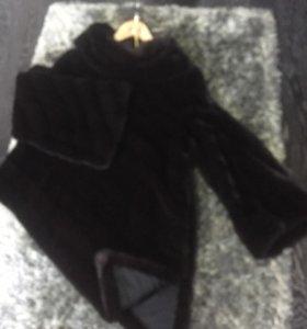 Эксклюзивная шуба - свитер NAFA 46-48р