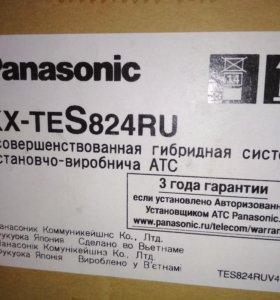 Мини АТС PANASONIC KX-TES824RU новая в упаковке
