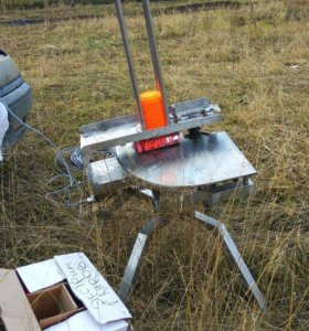 Машина для метания тарелок
