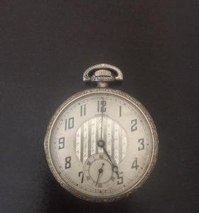 Старинные карманные часы ADMIRAL