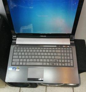 Игровой ноутбук Asus N53S