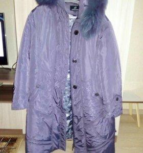 Пальто зимнее 58-60
