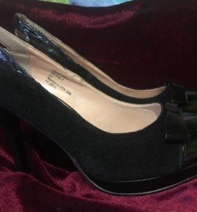 Туфли женские 38 размер новые