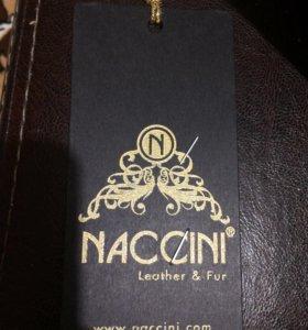 Дубленка мужская NACCINI
