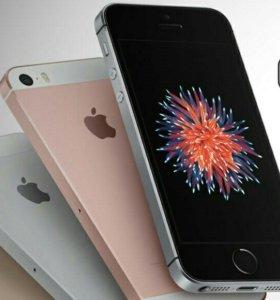 Apple iPhone SE 32GB новый Ростест