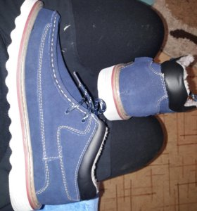 Зимние ботинки 43 размер