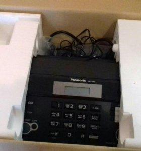 Факсимильный аппарат Panasonic KX-FT982RU (новый)