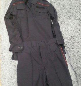 Камуфляжный костюм. 52 р. Новый