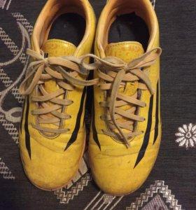 Бутсы Adidas р. 37,5