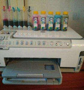 Принтер HP C5183