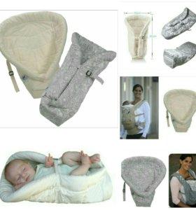 Вставка для новорожденных в эрго