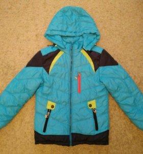 Куртка для мальчика 6лет