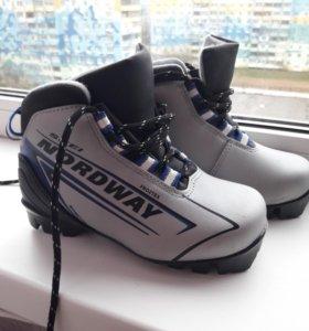 Ботинки лыжные Nordway 31 р-р