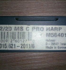 Гармошка hohner pro harp