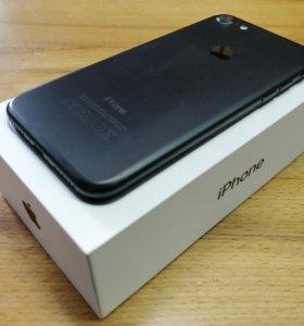 iphone 7 128gb РСТ Matt Black