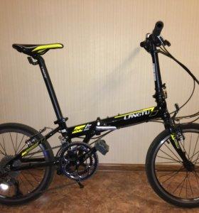 Велосипед складной для взрослых