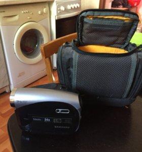 Видеокамера SAMSUNG VP-DX 100i