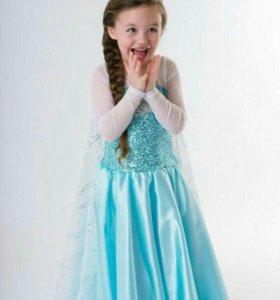 Новое платье принцессы Эльзы ❄