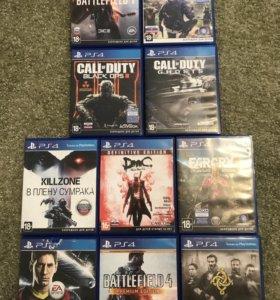 Игры PS4 и Хbox 360