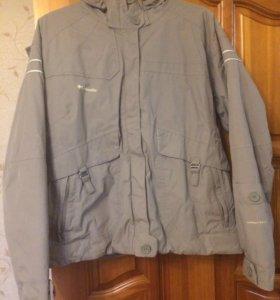 Мужская куртка Columbia-Titanium