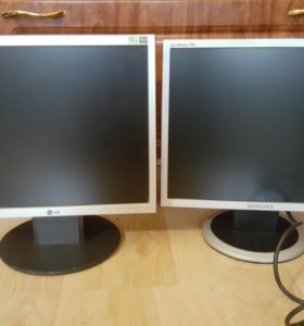 Мониторы Samsung и Lg