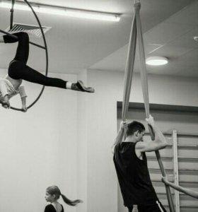 Детская цирковая студия КуРаЖ