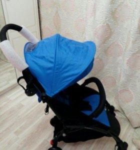 Прогулочная коляска babytime, аналолог yoya, yoyo