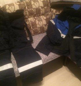 Спец одежда зимняя