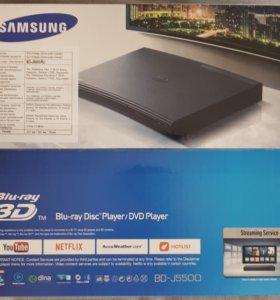 Blu-ray плеер Samsung