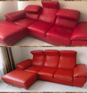 Перетяжка, реставрация мебели