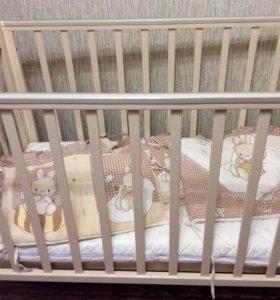 Кроватка Можга С635