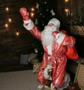 Дед Мороз с доставкой на Дом :)