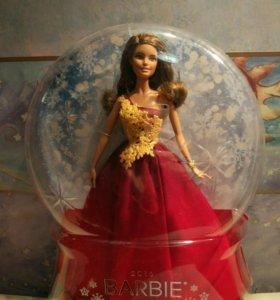 Barbie Holiday 2016 коллекционная