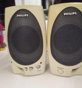 Динамики Philips SBC BM120