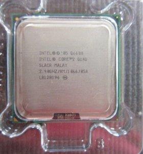 проц. 775 интел 4 ядра 2.4ГГЦ техпроц. 65 нм