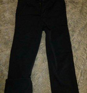 Зимние тёплые брюки