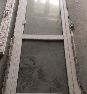 Дверь ПВХ окно ПВХ