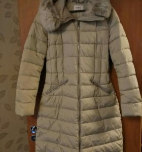 Зимнее пальто- пуховик O'stin