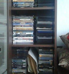 Игры на PC ,DVD фильмы.