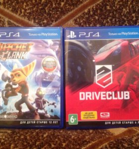 Ratchet & Clank.Driveclub