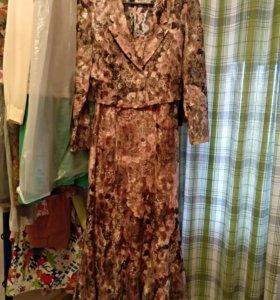 Вечернее платье 46-48р.