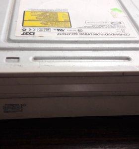 дисковод на компьютер
