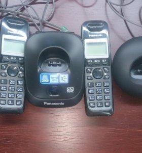 Телефон беспроводной Panasonic