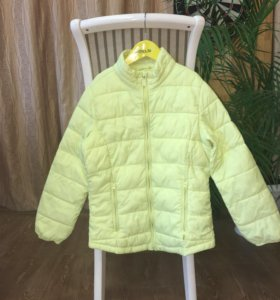 Куртка для девочки, размер 146 см