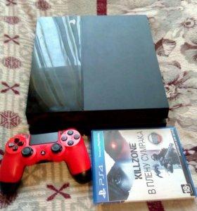 Playstation 4 Fat версия