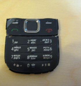Клавиатура Nokia 2700